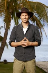 Rich pickings: Jason Dundas says his new reality game-show,The Big Adventure, has had a lot of money thrown at it