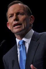 """""""This is your chance to pass judgment on this bad tax put in place by a bad government"""" ...  Tony Abbott."""