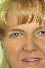 Mother: An age-progressed image of Dorothy Barnett.