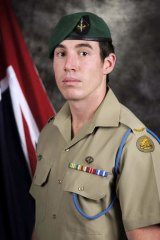 Private Nathanael Galagher