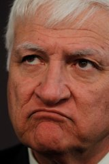 "Bob Katter who said the idea of gay marriage deserved to be ""ridiculed""."