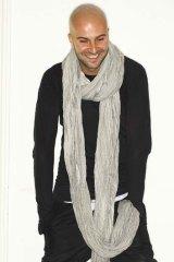 Sneakerboy founder Chris Kyvetos.