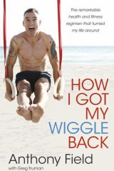 Cover of Blue Wiggle Anthony Field's book.