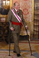 Operation: King Juan Carlos.