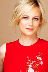 """I had to go to some pretty dark places"": Marta Dusseldorp."