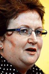 Former immigration minister Amanda Vanstone.
