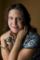 Worldy wise ... <i>The Book of Rachael</i> author Leslie Cannold.