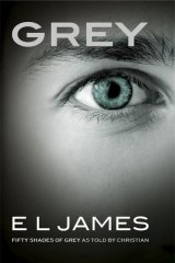 <i>Grey</i> by E.L. James.