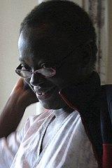 Jestina Mukoko . . . beaten on the soles of her feet. Photo: AP