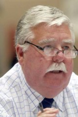 After 11 years of service, David Campbell will receive an annual payout of about $147,134.