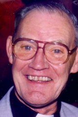 Late Bishop Leo Morris.