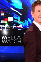 <i>Media Watch</i> host Paul Barry.