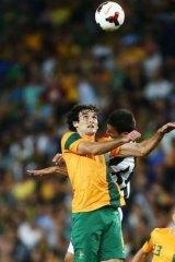 Mile Jedinak, favourite to assume the Socceroos captaincy