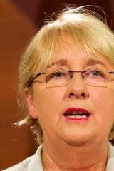 Community Services Minister Jenny Macklin.