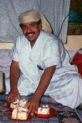 Successful appeal ... Osama bin Laden's former driver, Salim Hamdan.