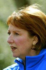Former planning minister Mary Delahunty.