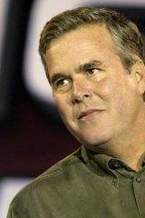Florida Governor Jeb Bush.