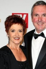 Karl and Susan Kennedy from <i>Neighbours</i>.