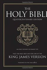 King James Version of the Bible.