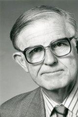 Emeritus Professor Colin Hughes.
