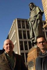 Fighting bureaucracy: Tim Heasley
