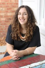Melbourne author Claire Varley.