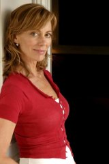 Kerry Armstrong.