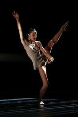 Sydney Dance Company's Charmene Yap performs <I> 2 in D Minor</I>.