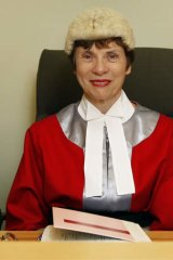Court of Appeal judge Marcia Neave.