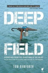 <i>Deep Field</i>, by Tom Bamforth.