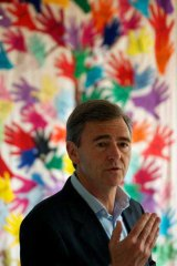 """John Brumby: """"Victorians generally believe that our state is headed in the right direction."""""""