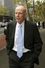 Company man: The new chief executive Julian Clarke.