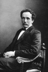 The master: Richard Strauss.