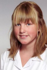 Jade Bayliss was home sick from school when she was murdered.