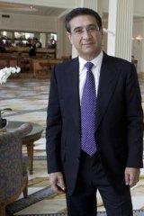 Sunland executive chairman Sobeil Abedian.