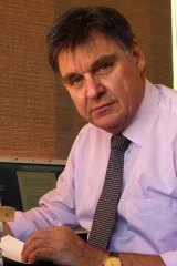 """""""This software is so powerful in its intent that it will change the face of principalship forever"""": NSW Teachers Federation president Maurie Mulheron."""