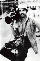 Cameraman Brian Peters, one of the five Australian media representatives killed at Balibo.