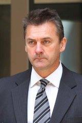 Under pressure: YMCA chief executive Phillip Hare.