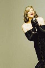 Grammy award-winning jazz singer Patti Austin.