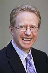 Under examination: Former public servant Steve Dunn.