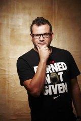 Making it big ... Australian entrepreneur Ruslan Kogan.
