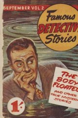 Famous Detective Stories, Vol 2 No10, September 1948, Sydney: Frank Johnson Publications.