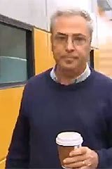 The man who allegedly threw an egg at Julia Gillard.