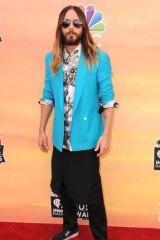 Jared Leto.