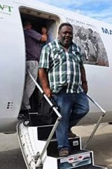 Fraudster: Eremas Wartoto was allowed to enter Australia on a 457 visa.
