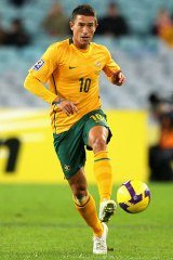 Harry Kewell has made his commitment to the Socceroos very clear.