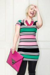 Kate Bollard, freelance stylist.