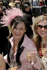 Ruth Kershaw (left) and Kathy Jackson.