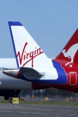 Virgin … boss not concerned with market share.