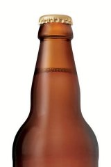 Latest addition to the growing cider market ... James Squire Orchard Crush cider.